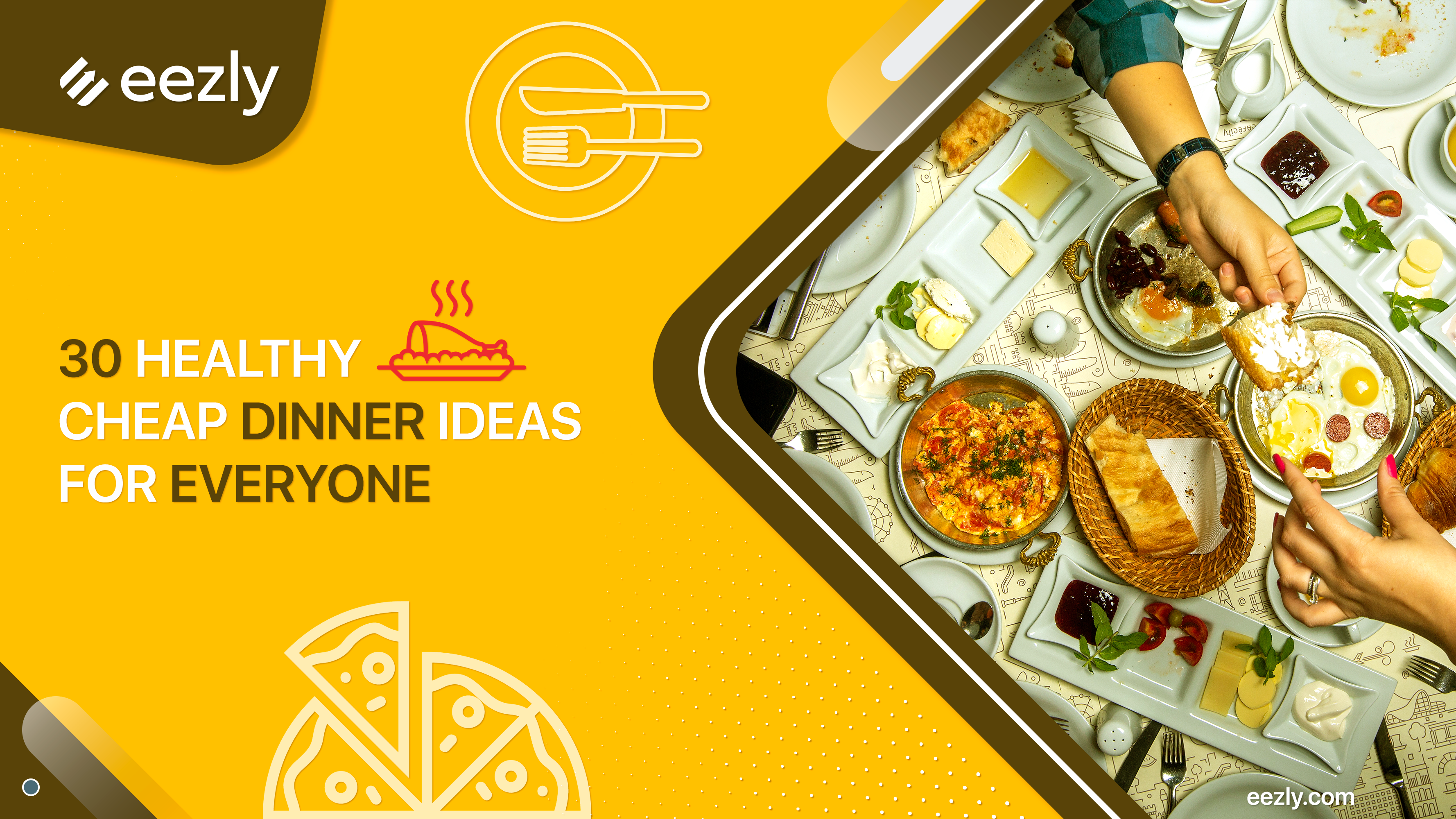 30 healthy dinner ideas